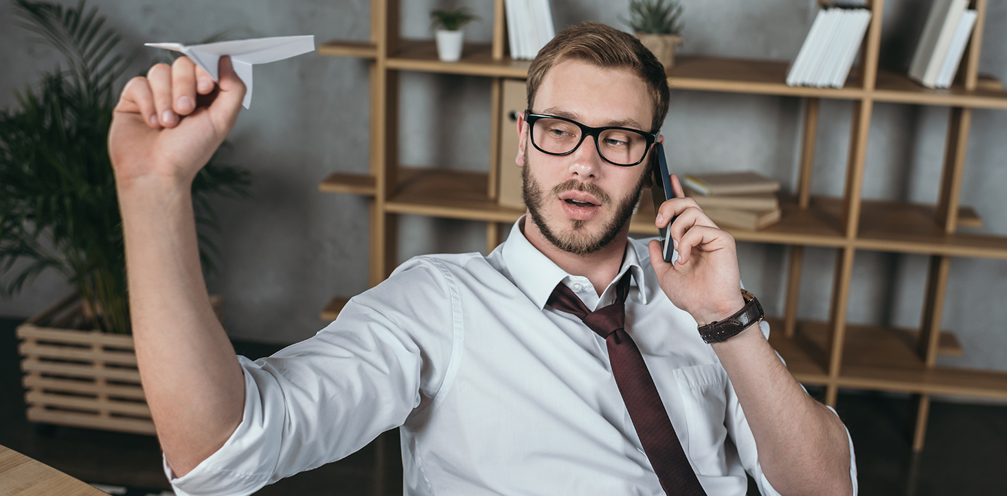 Mobiltelefone in Business Meetings: Fluch oder Segen?