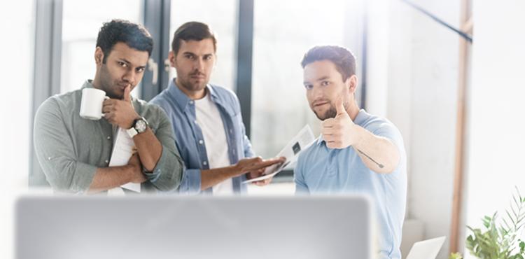 Eine neues Konzept für Stand-Up-Scrum-Meetings
