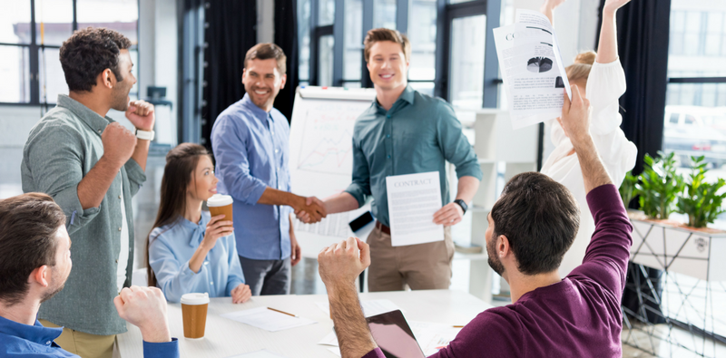 Cinq méthodes pour encourager la créativité de votre équipe
