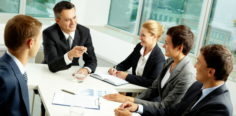 What is business meeting etiquette?