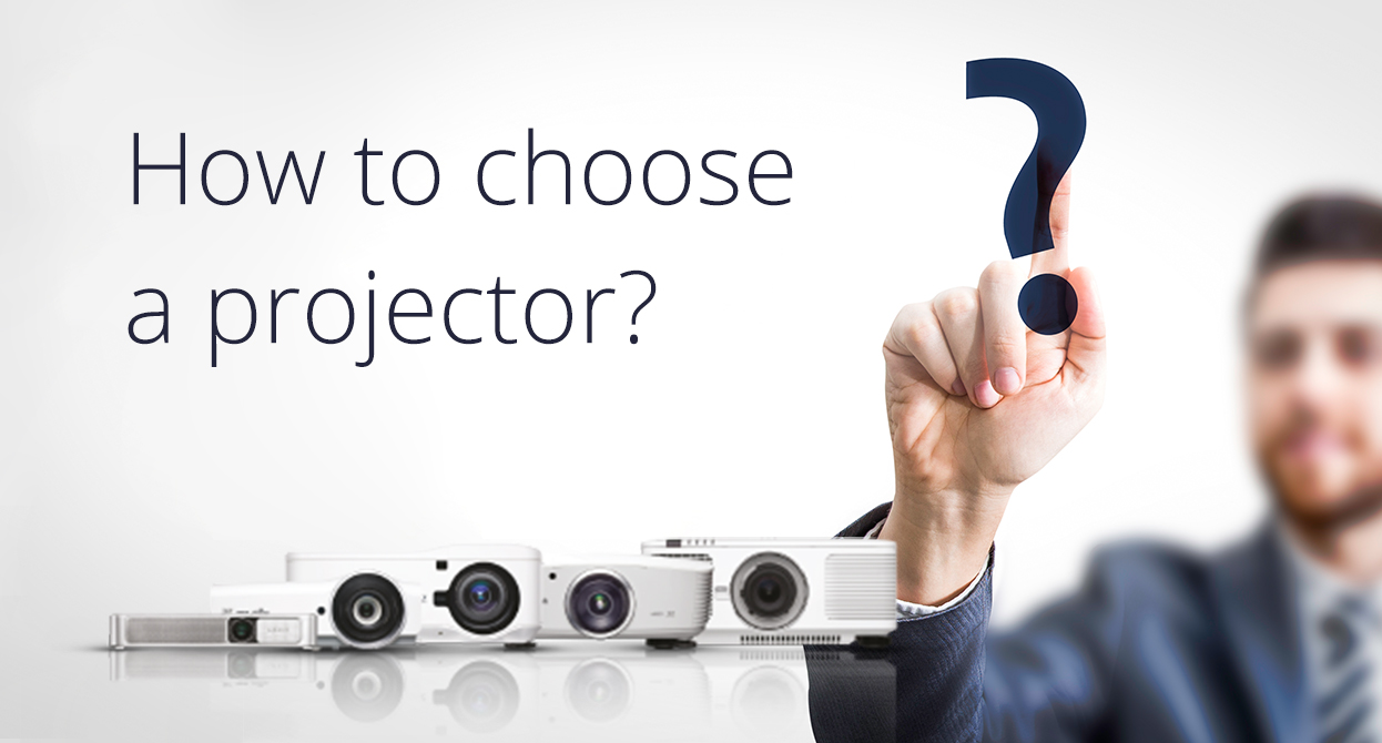 5 things to think about when choosing a projector