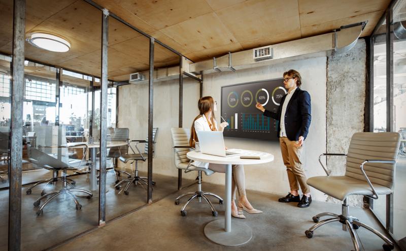 Gestion du réseau Bonjour par NovoConnect dans les bureaux et les écoles