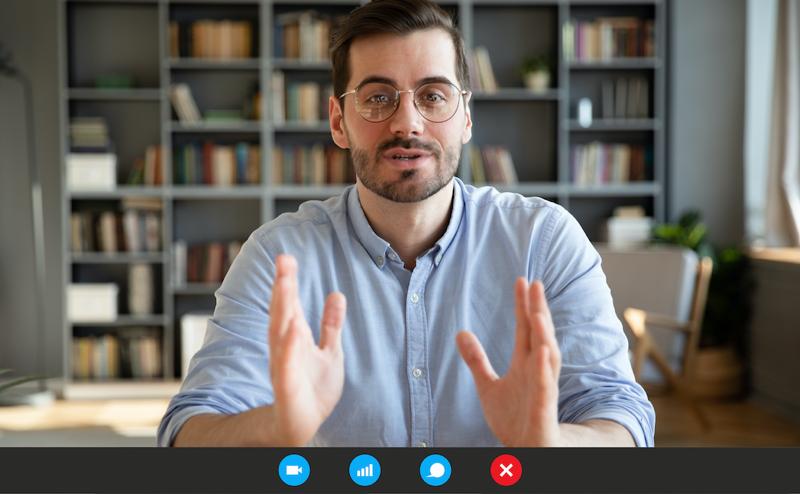 Video conferencing - Host, don't ghost - Collaboration Blog by Vivitek