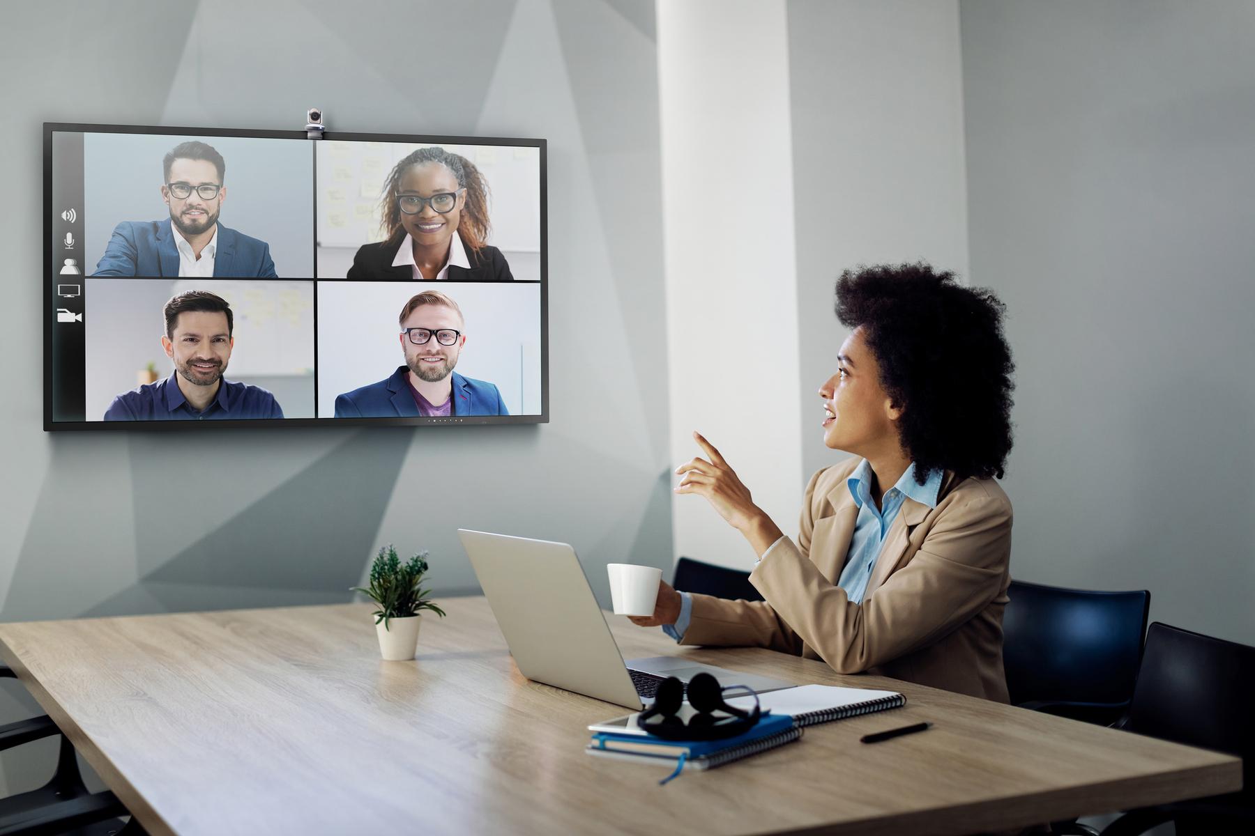 Conférences vidéo – 5 conseils
